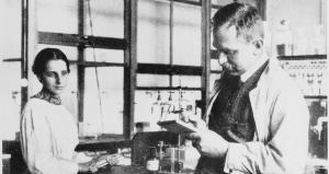 Lise Meitner and Otto Hahn