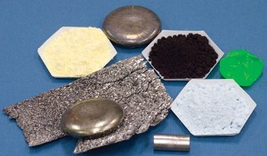 Dysprosium Rare earth metals and salts.
