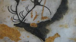 Cave paintings manganese dioxide
