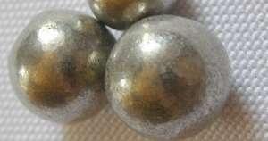 Nickel balls.