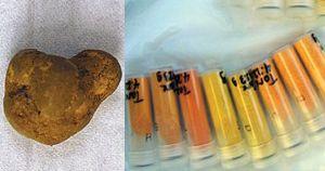 Uranium ore and uranium oxides