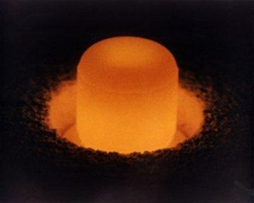 Plutonium glow