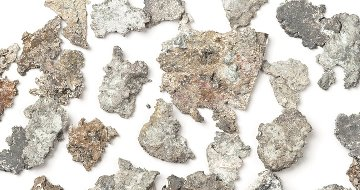 the chemical information on lead a silvery metal Lead is a chemical element with symbol pb pure lead has a bright silvery appearance with a hint of blue lead metal has several useful mechanical properties.